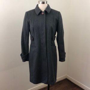 Petite Winter Wool Coat - Ann Taylor Loft